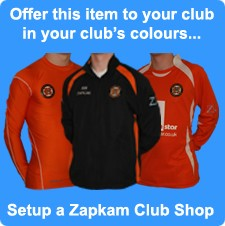 Setup a Zapkam Club Shop for your Football Club