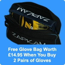 Goalkeeper Glove Bag Special Offer