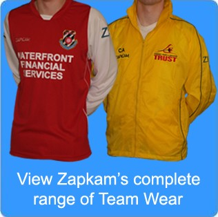 Zapkam Team Wear