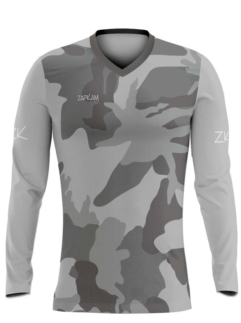 Camouflage Sublimated Hockey Shirts