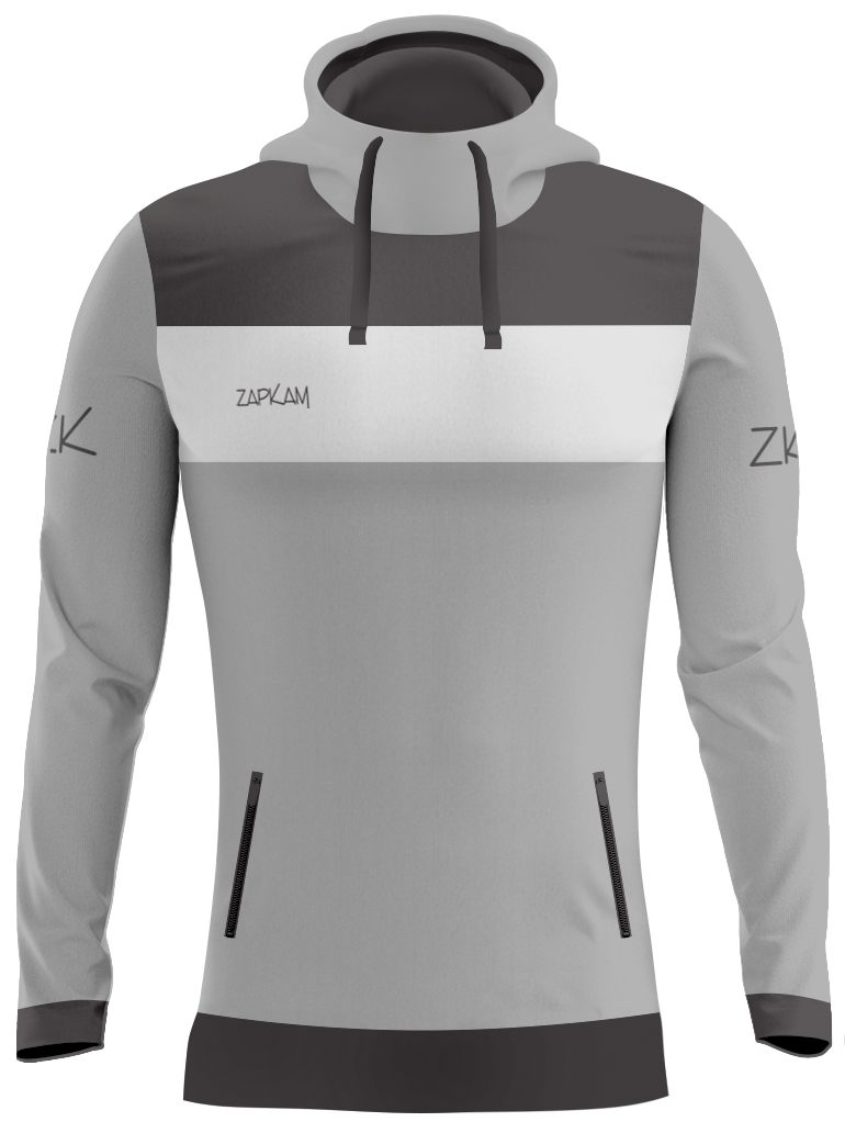 Side Panel Sublimated Pullover Hoodies