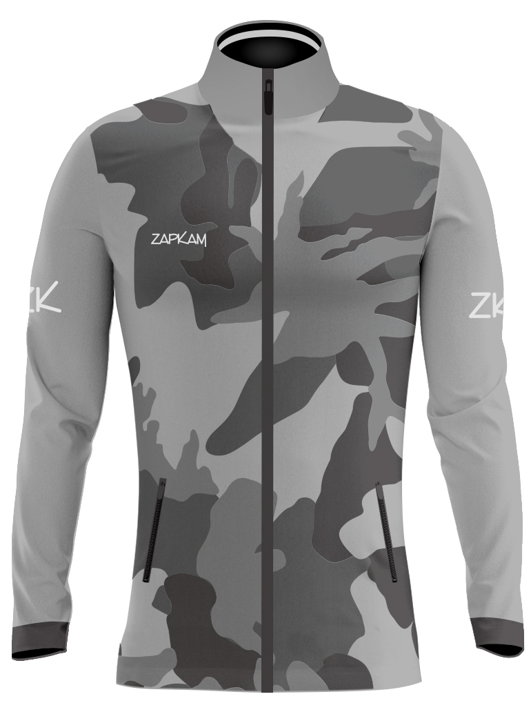 Camouflage Sublimated Tracksuit Jackets