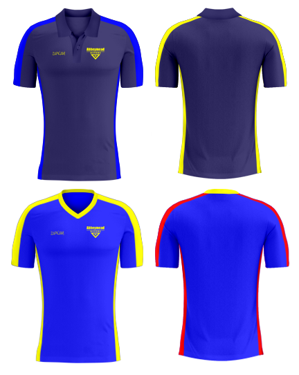 Design teamwear in 3D