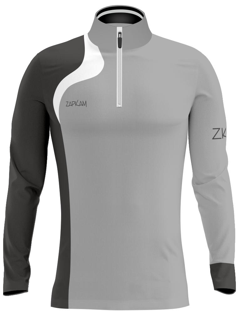 Quarter Zip Training Tops