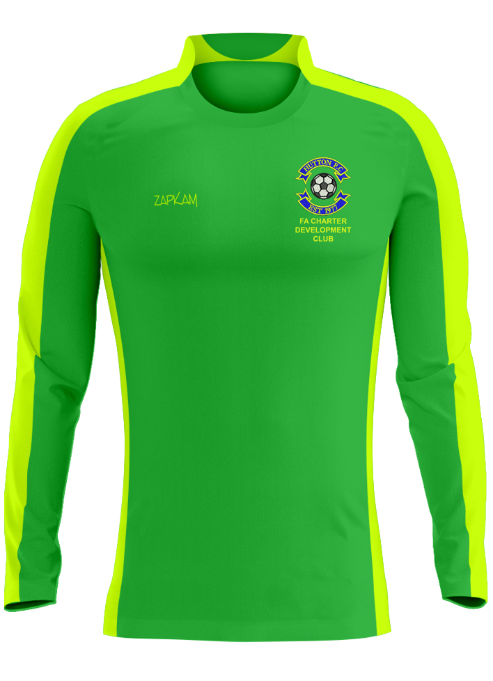 50156d7ed Hutton FC Goalkeeper Shirt. MMade to Order - dispatched in 4 weeks. N.A.   N.A.  N.A.