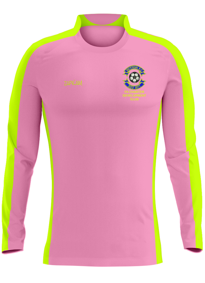 c08995587 Hutton FC Pink Goalkeeper Shirt. MMade to Order - dispatched in 4 weeks.  N.A.  N.A.  N.A.  N.A.