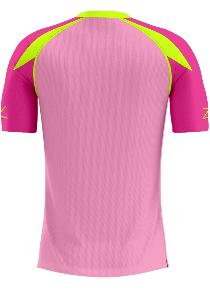 be6c4470a Hutton FC Training Shirt (Pink Style 23)